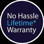 Thermoproof Windows & Doors - No Hassle Lifetime Warranty