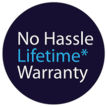 Thermoproof Windows & Doors - No Hassle Lifetime Warranty